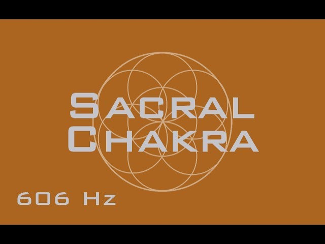 Sacral Chakra Meditation – Activate and Heal the Sacral Chakra – Binaural Beats