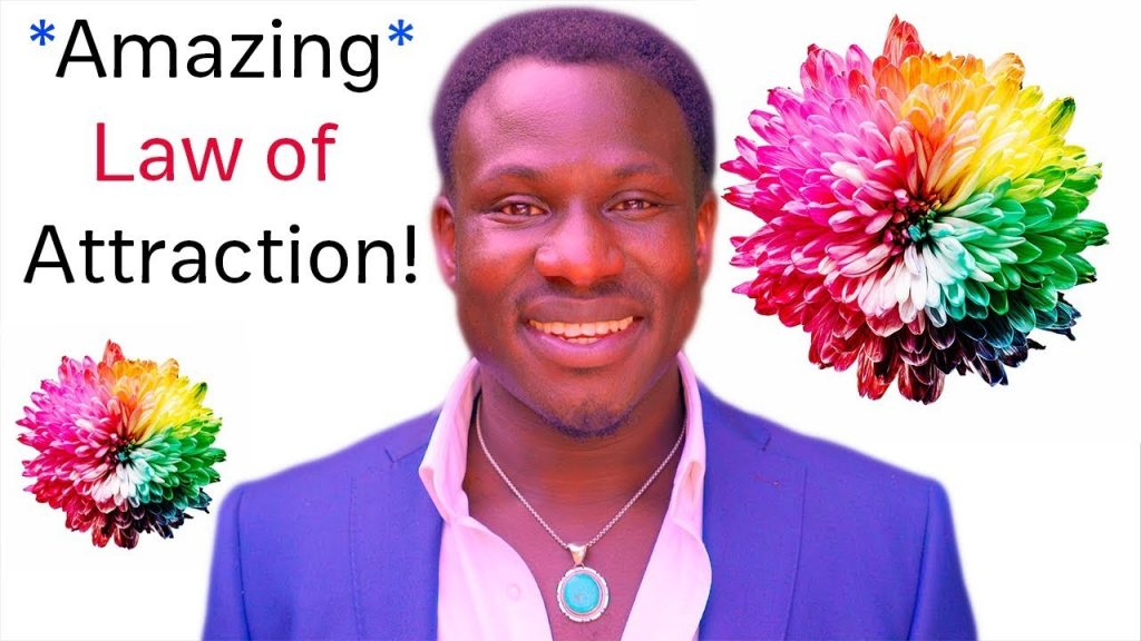 Change Your Vibes & Change Your Reality – Law of Attraction! (Spectacular!)