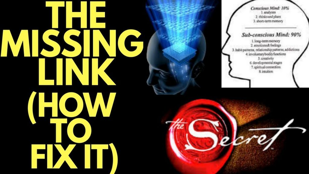 Your Subconscious Mind is BLOCKING the Law of Attraction (How to Fix it)