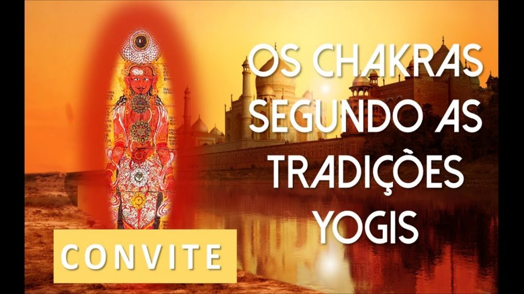 CONVITE ESPECIAL: CHAKRAS (Workshop)