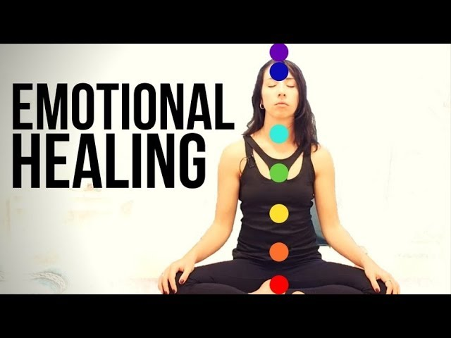 Chakra Yin Yoga for Emotional Healing {60 min}