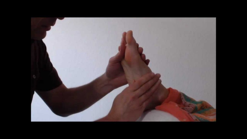 How to Give a Wonderful Reflex Foot Rub: Energy Healing and Finishers
