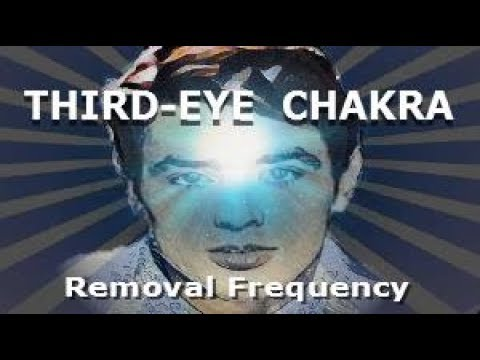 Third Eye Chakra Removal Frequency – Preview Chakras Removal  Isochronic Binaural Beats Combo