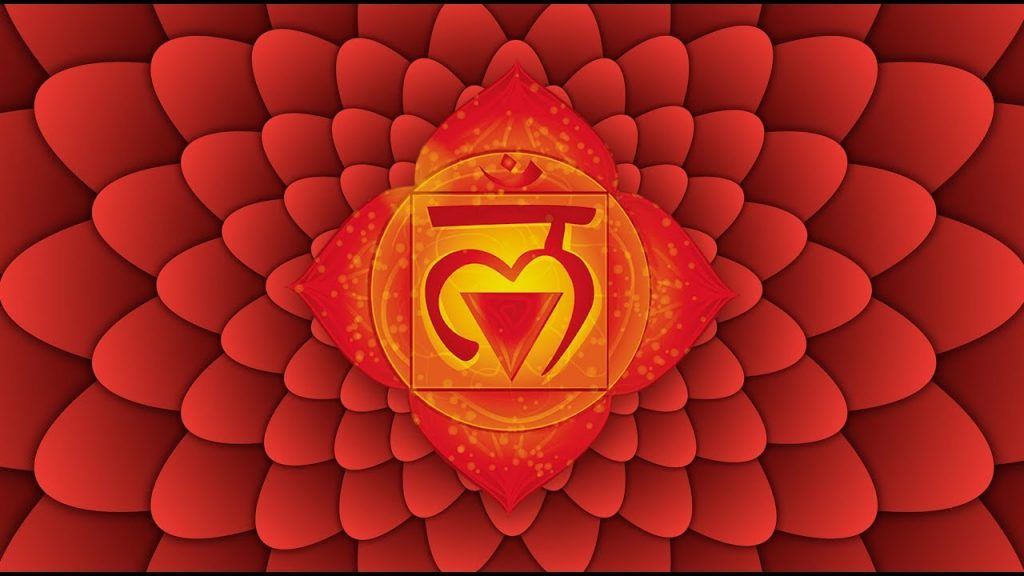 ROOT CHAKRA Healing Meditation Music | Let Go Fear – Worries – Anxiety | HEAL THYSELF {Muladhara}