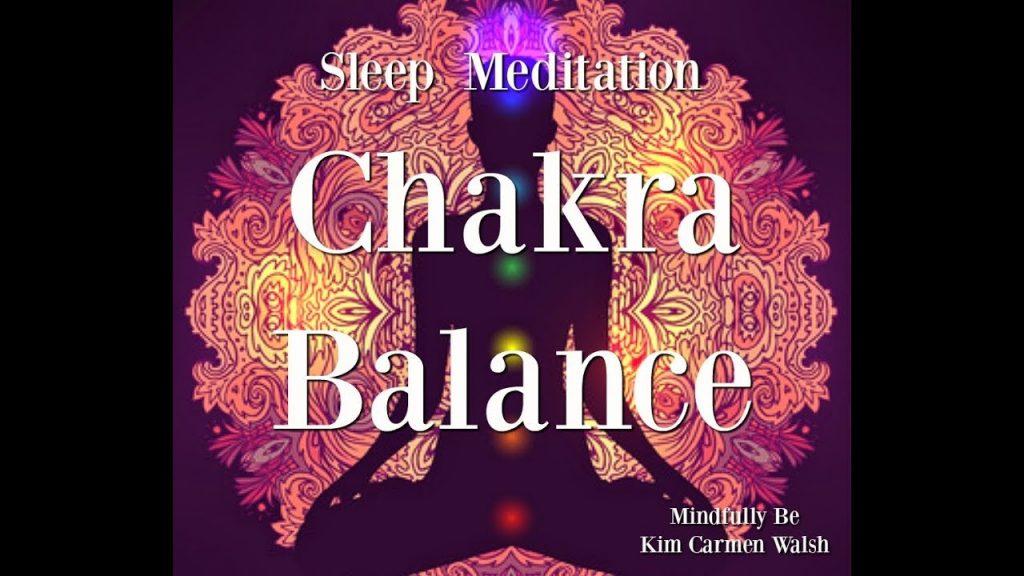 😴 Chakra Balance ~ Guided Sleep Meditation