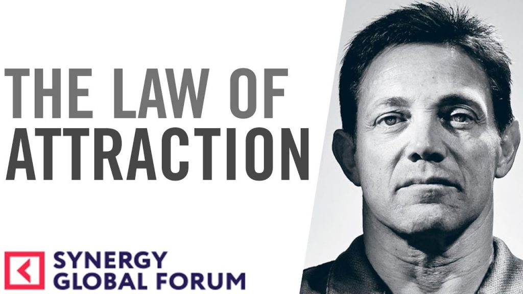 Jordan Belfort Explains The Law Of Attraction 💸 (Synergy Global Forum 2017)