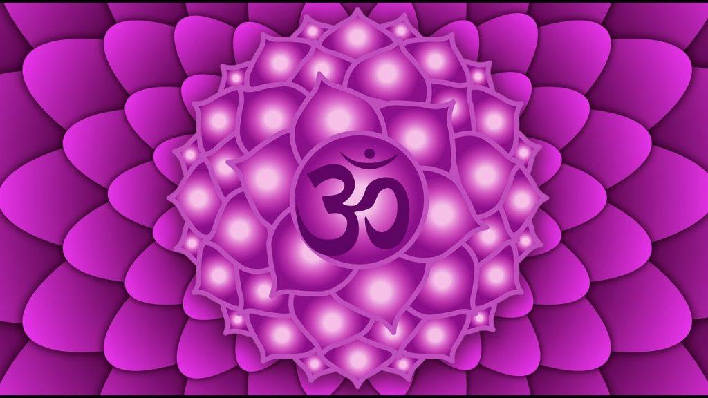 CONNECT WITH THE DIVINE   Crown Chakra Healing Meditation Music   Heal Thyself {Sahasrara}