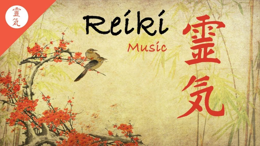Reiki Music, Energy Healing, Nature Sounds, Zen Meditation.