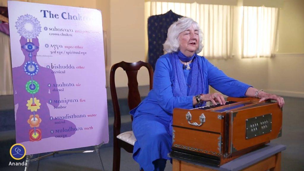 Guided Meditation on the Chakras with Nayaswami Savitri Simpson