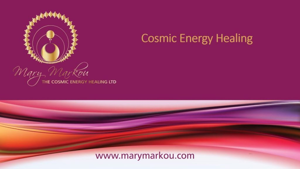 What is The Cosmic Energy Healing