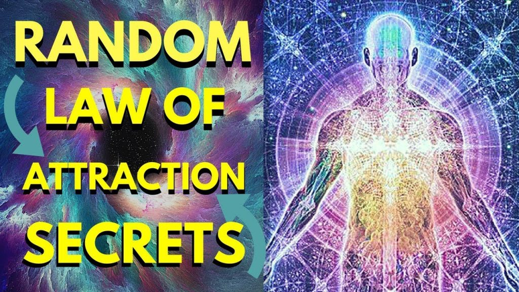Law Of Attraction Secrets | My Random Thoughts About The Law Of Attraction