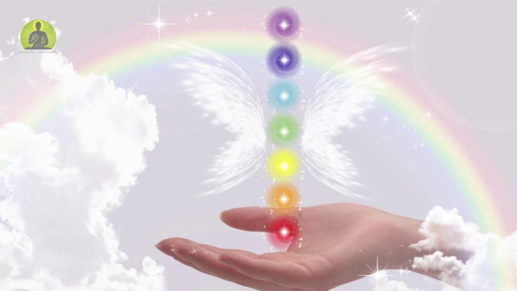 Meditation Music for Positive Energy, Reiki Healing Music, Chakra Balancing, Relax Mind Body