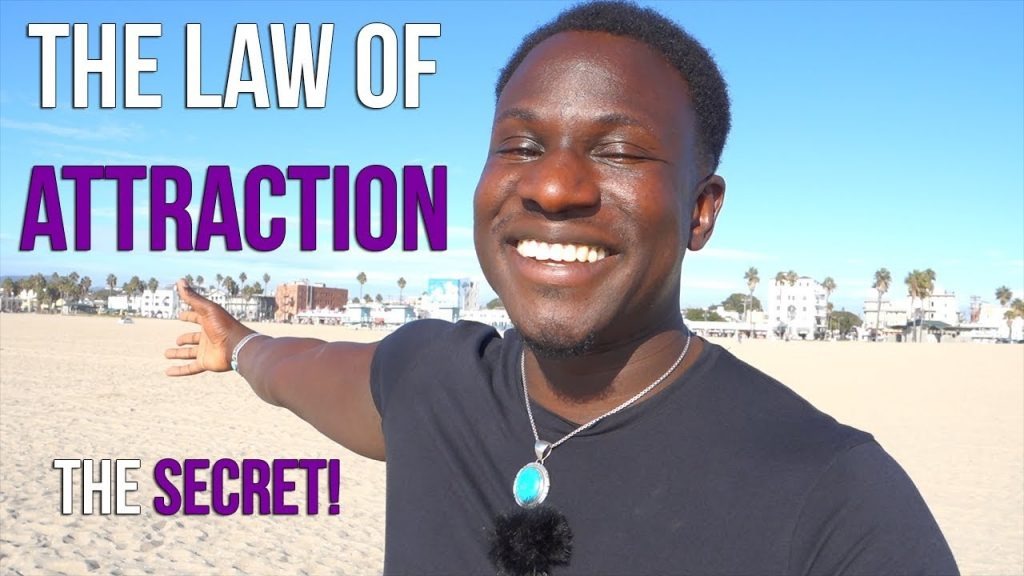 PLANT TO GROW (LAW OF ATTRACTION!) The Secret – Powerful!