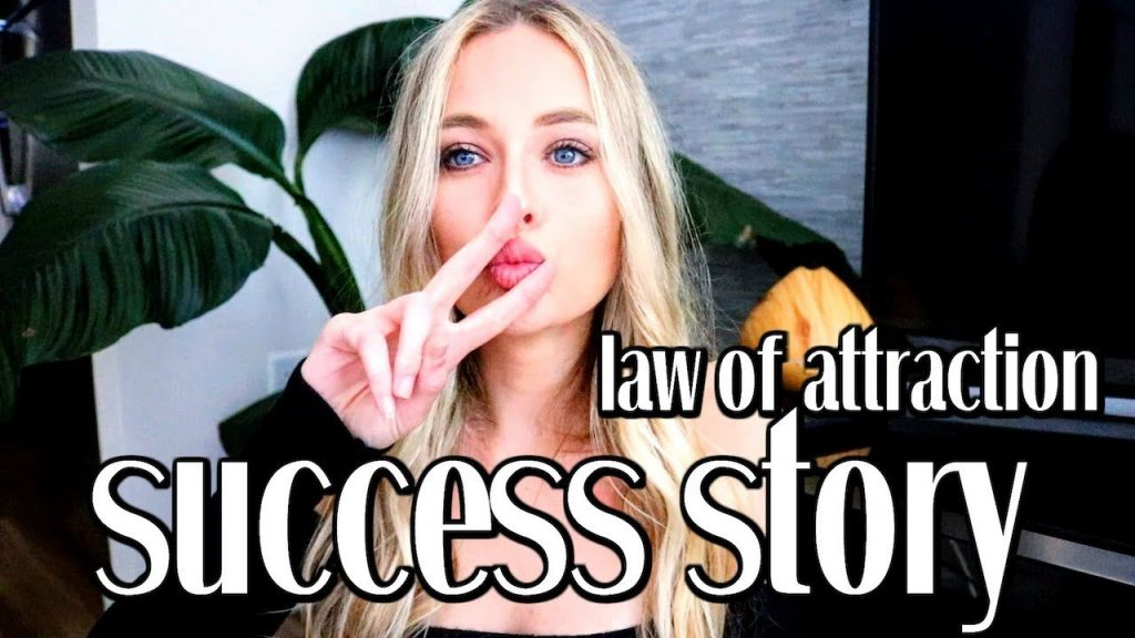 RECENT LAW OF ATTRACTION SUCCESS STORY | Collab w ZOEY ARIELLE