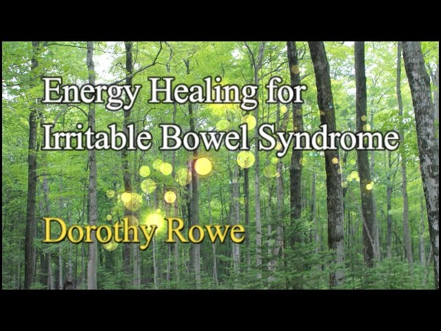 Energy Healing for Irritable Bowel Syndrome (IBS)