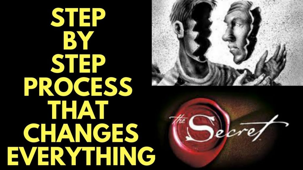 Law of Attraction Step by Step Process for Becoming Your Best Self NOW