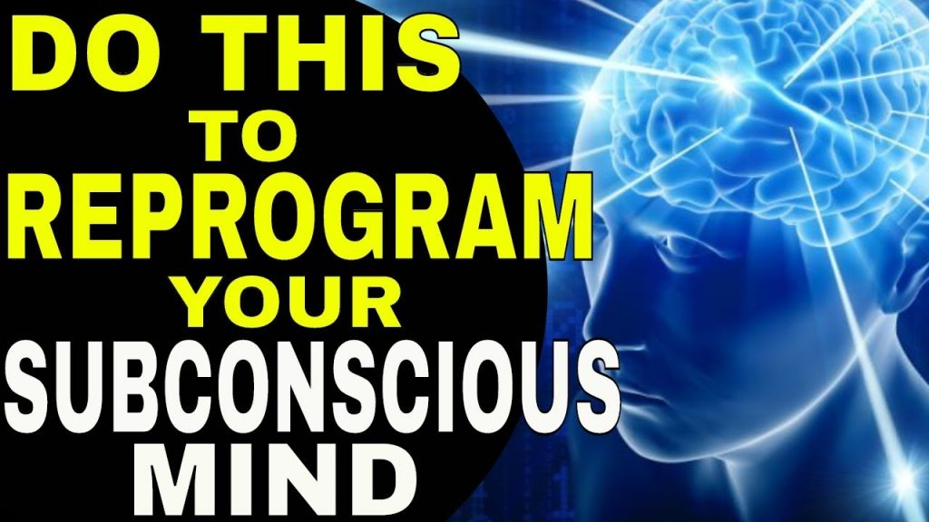 7 POWERFUL AFFIRMATIONS TO REPROGRAM YOUR SUBCONSCIOUS (Law of Attraction Subconscious Mind Tricks)