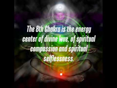 The Eight Chakra: The seat of the soul: