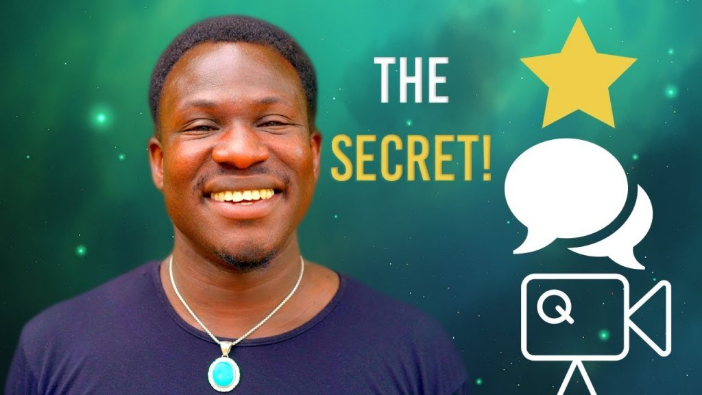 How to Talk With Confidence On Camera (Law of Attraction!) Powerful!