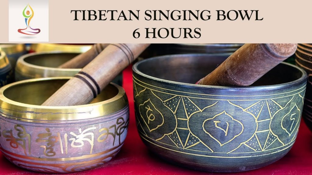 """Removing Negative Energy From Your Bed Room"" – Energy Healing Vibration, Singing Bowl – TB 0005 A 6"