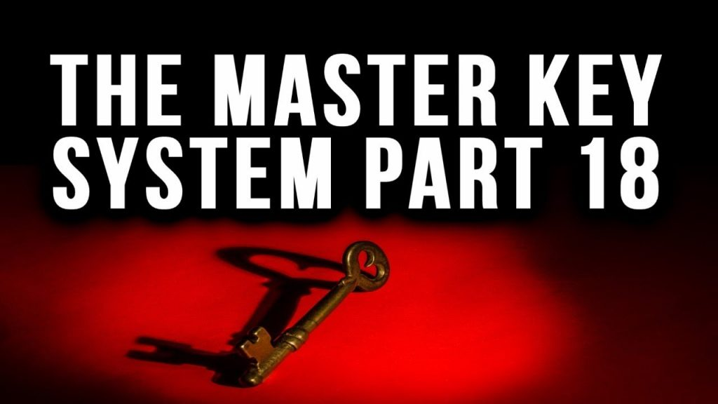 The Master Key System Charles F. Haanel Part 18 Law of Attraction