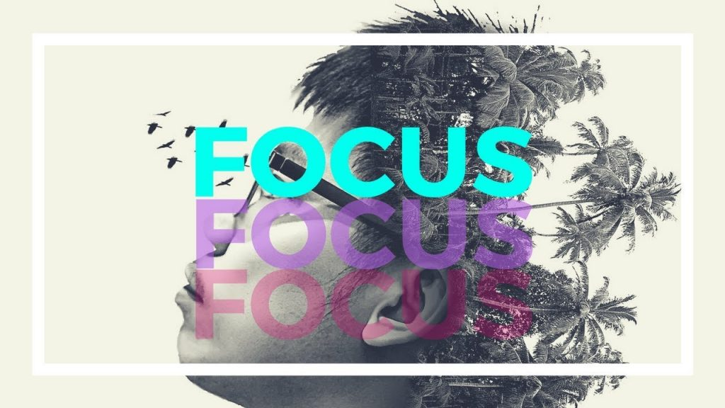 """What You Focus On, You Attract!""  (Law Of Attraction)"