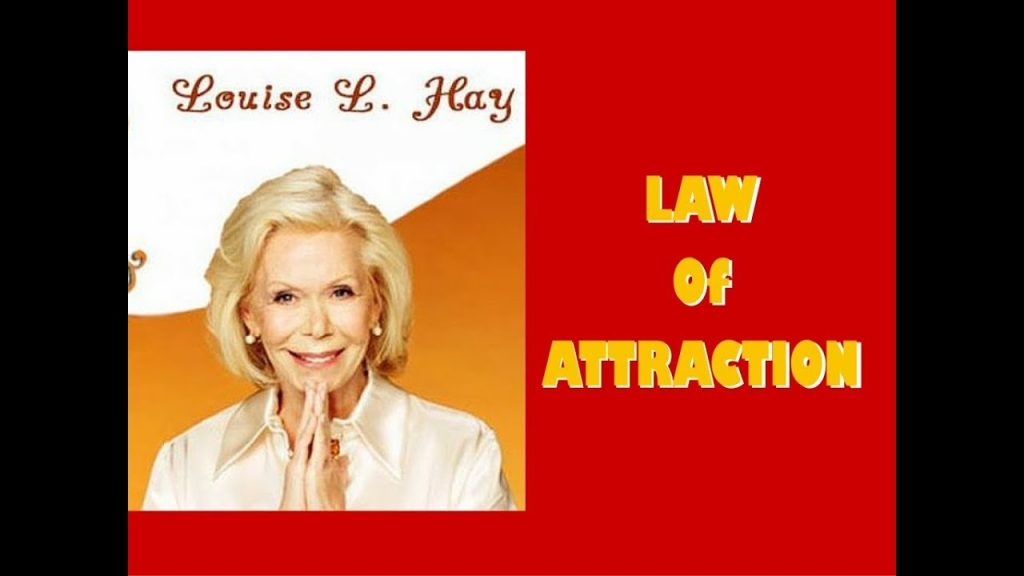 Must Watch!! LOUISE HAY on Law of Attraction