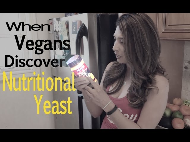 When Vegans Discover Nutritional Yeast