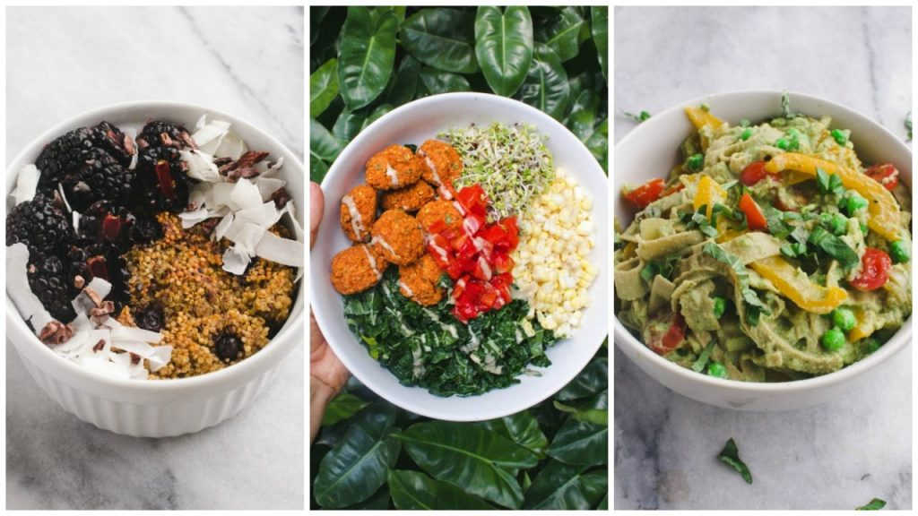What I Eat In A Day as a Vegan: Spring Edition! 🌸