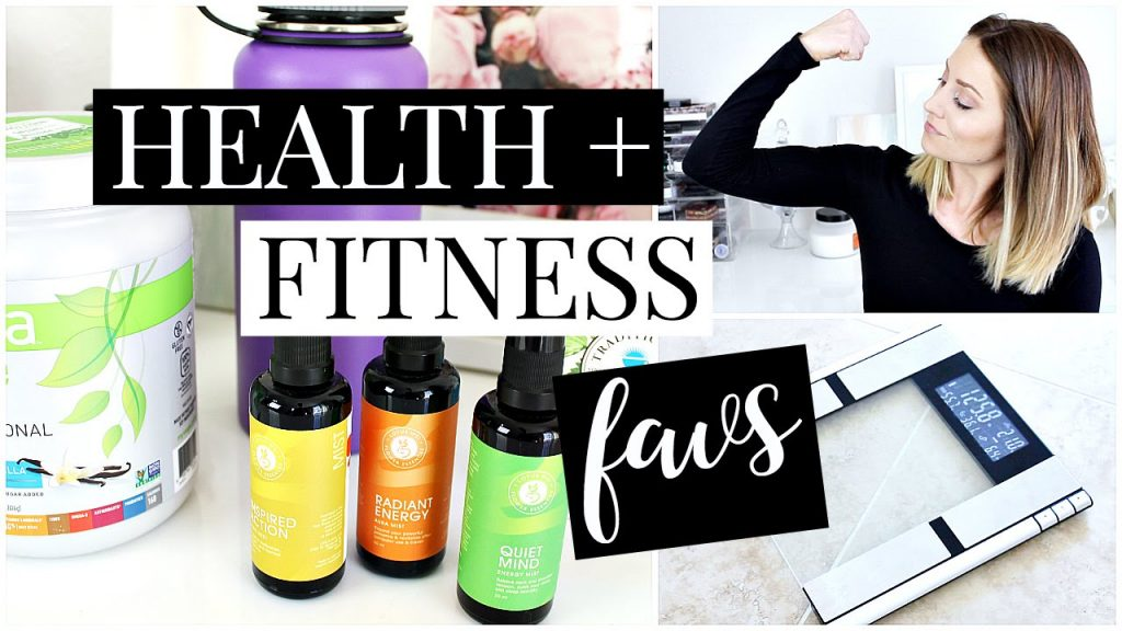 Health + Fitness Favorties: Fabletics, Digital Body Scale, Supplements and More | Kendra