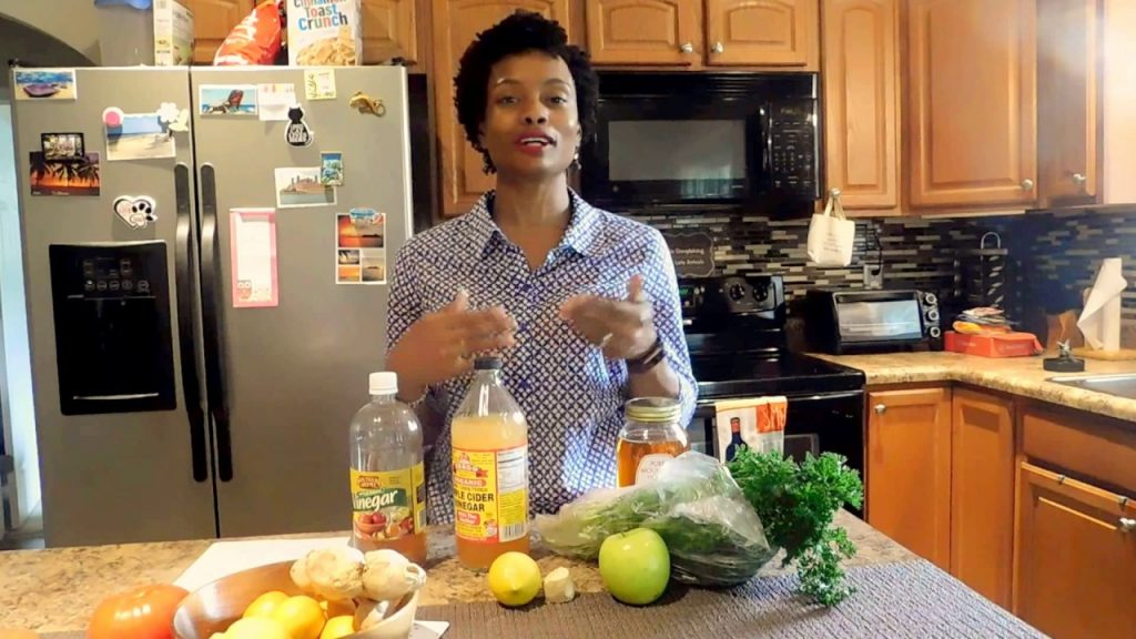 Apple Cider Vinegar for Weightloss/Overall Health(Fitness Chit Chat)