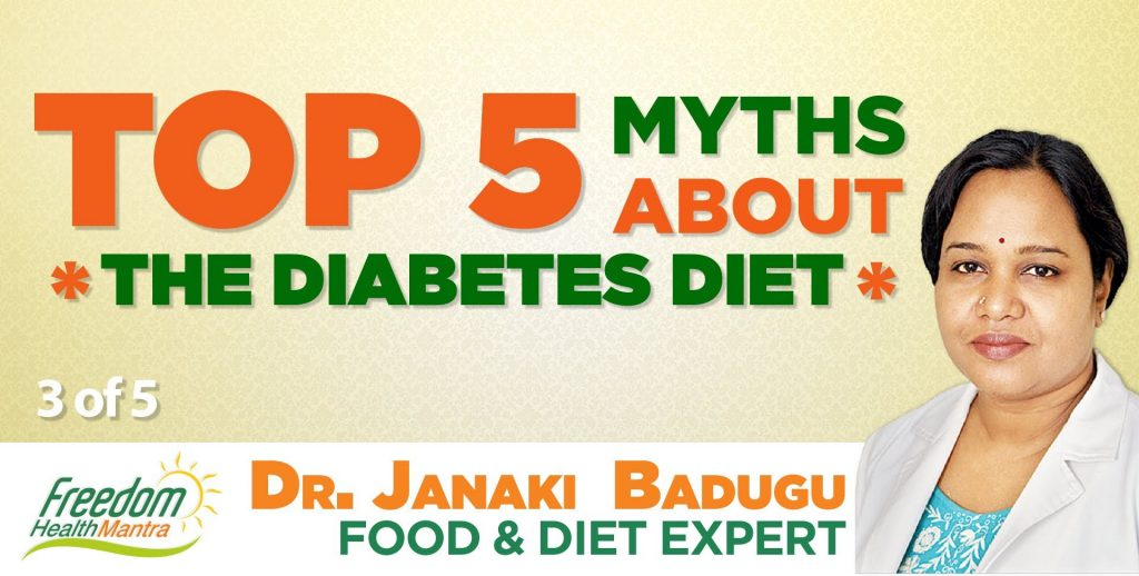 Can Diabetic Patients Have Juices? – Freedom Health Mantra #3