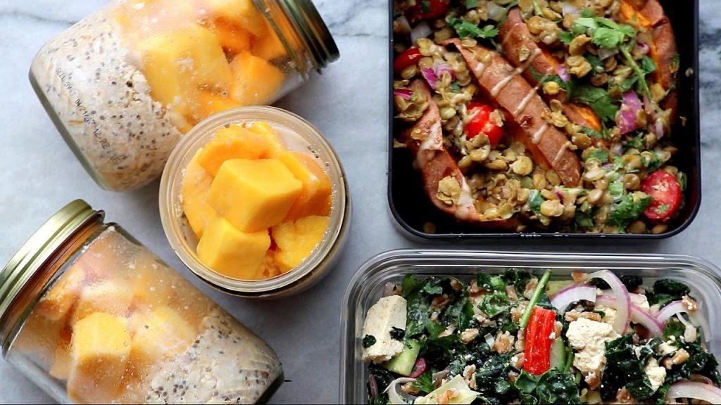 Easy Summer Vegan Meal Prep – Fresh & Healthy Recipes 🌞