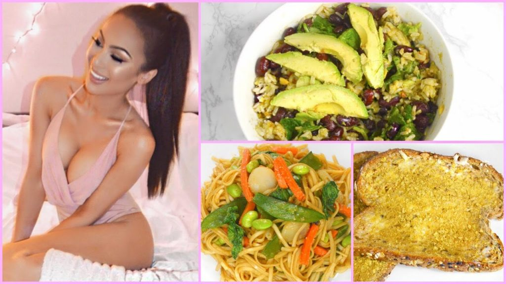 WHAT I EAT IN A DAY: Healthy, Vegan & Easy!