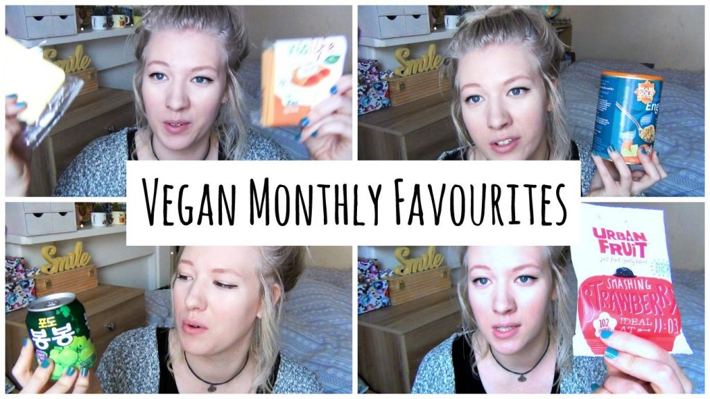 Vegan Monthly Favourites • September