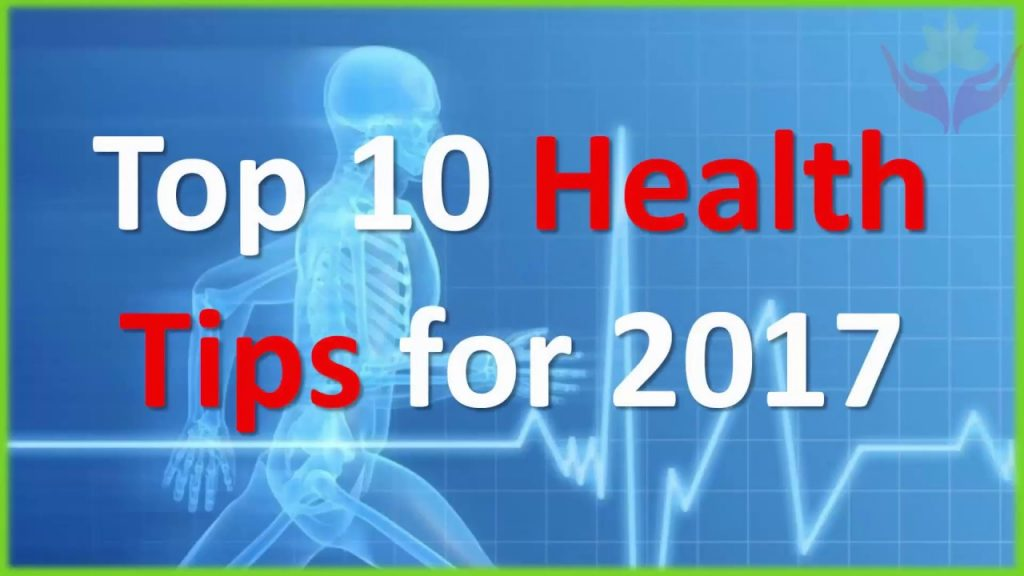 Top 10 health fitness tips for 2017 Healthy Lifestyle & Fitness DIYs, Life Hacks with Recipes!