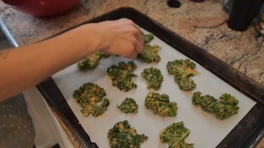 Kale 3 Ways — How to wash, store, & cook KALE!