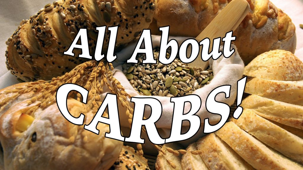 Carbs for Fat Loss & Health – Fitness Tip # 5