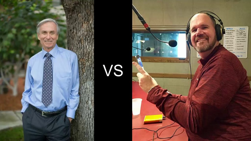 High Carb Doctor vs Low Carb Proponent | Dr. John McDougall vs Jimmy Moore