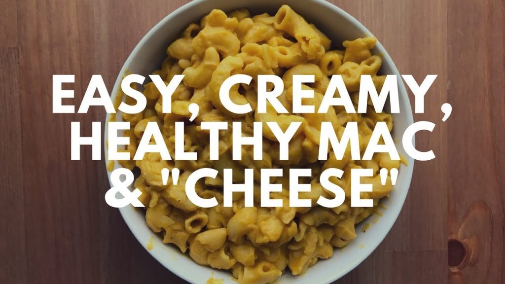 PERFECT MAC & CHEESE RECIPE | HEALTHY, EASY, AND VEGAN
