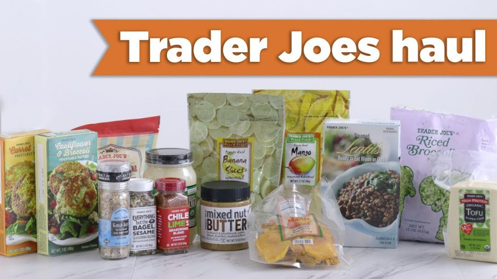 NEW Trader Joes Grocery Food Haul Favorites! – Mind Over Munch
