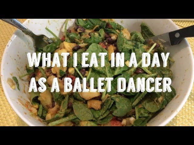What I Eat in a Day as a Ballet Dancer During Injury Recovery + Lessons Learned – TwinTalksBallet