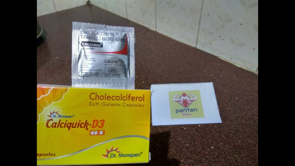 [Hindi] Vitamin D Benefits – Calcirol Granules | Calciquick Capsules in Hindi-PanTan