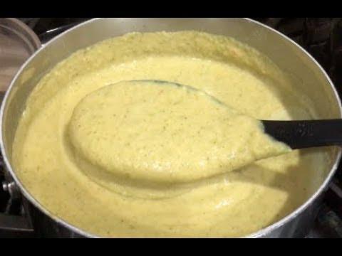 SOS Free Challenge (Day 5) – Delicious Creamy Broccoli Soup