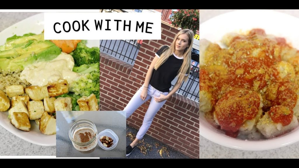 What I Eat In A Day | Healthy, Vegan
