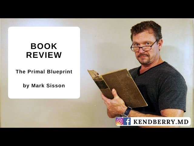 Book Review: The Primal Blueprint by Mark Sisson