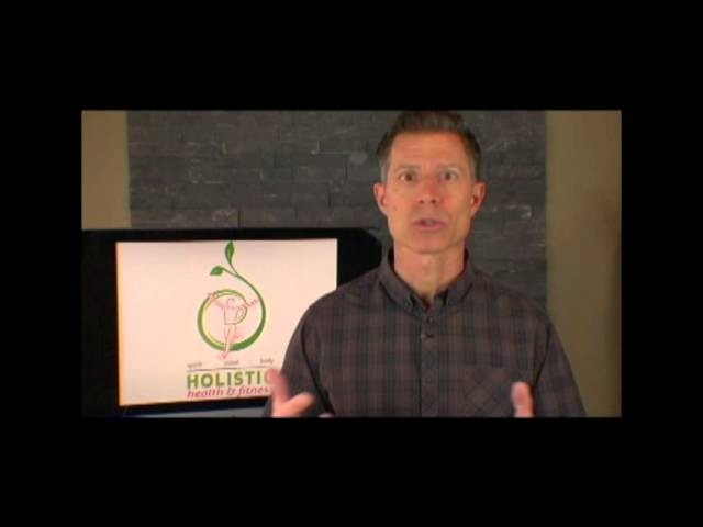 Holistic Health-Fitness Holiday Back to Basics By David Fresilli