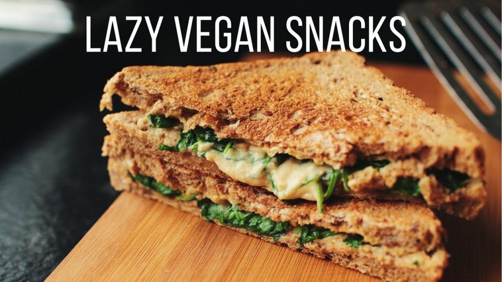 Super Lazy Vegan Snack Ideas! #2