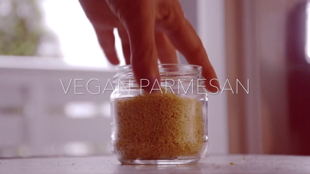 Vegan Parmesan Recipe