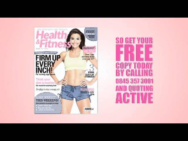 Health Fitness Ad.